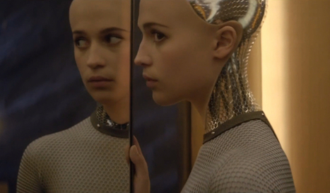 WATCH: 'Ex Machina' examines love and exploitation in the age of AI - Boing Boing | A2 Media Studies | Scoop.it