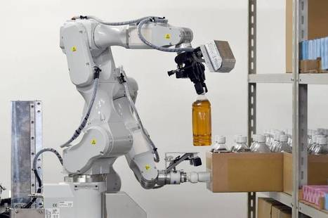 Hitachi's new labor-intensive robot could replace some workers in warehouses - The Japan Times | Heron | Scoop.it