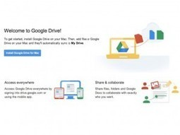 10 Google Drive Tips & Tricks For Students | MLearning | Scoop.it