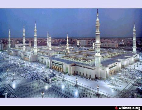Cheap Airline Tickets to Madina MED Saudi Arabia - H&S   plan well for the tour   Scoop.it