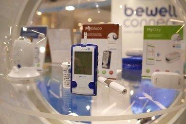 Bewell Connect, nouvelle marque française de santé connectée | Sante | Scoop.it