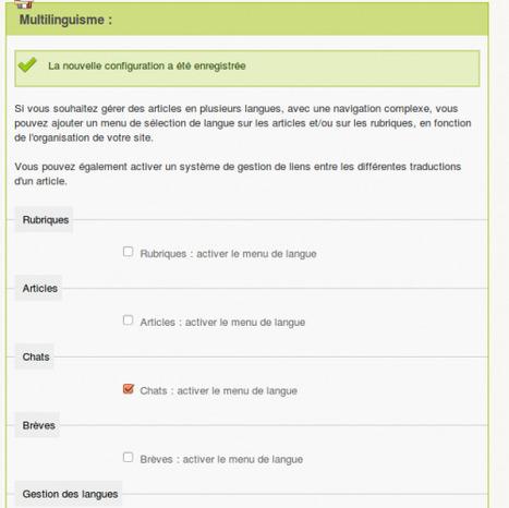 Chats 2 - SPIP 3 - marcimat. {{Ma Graine}} .Net | SPIP - cms, javascripts et copyleft | Scoop.it