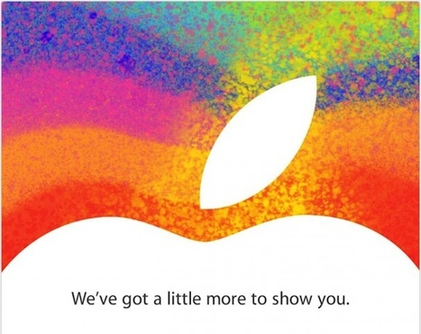 Apple October 23rd Media Event Spoiler Free Video Stream | All things iApple | Scoop.it