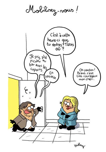 Mobilisez-vous ! | Dessinateurs de presse | Scoop.it