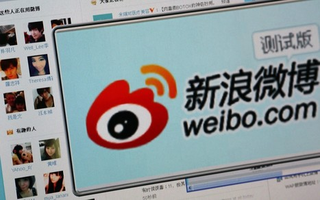 Sina Weibo: China's online censors relax their grip - Telegraph | Chinese Cyber Code Conflict | Scoop.it