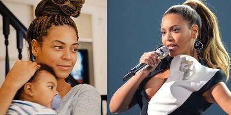 Blue Ivy, figlia di Beyoncé e Jay-Z è la nuova Baby Fashionista? - Sfilate | Moda Donna - sfilate.it | Scoop.it