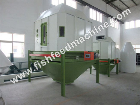 Feed Pellet Cooler for Floating Fish Feed Plant | high quality fish feed pellet machine | Scoop.it