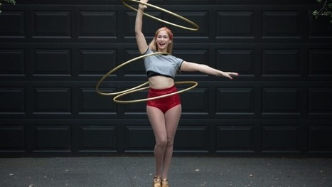 Hula hoops, pets and heavy metal stretch the rules of Pilates and yoga | London Pilates Studio | Scoop.it