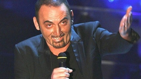 Italian singer Giuseppe Mango utters 'excuse me' on stage before dying of ... - Sydney Morning Herald | Italmania | Scoop.it