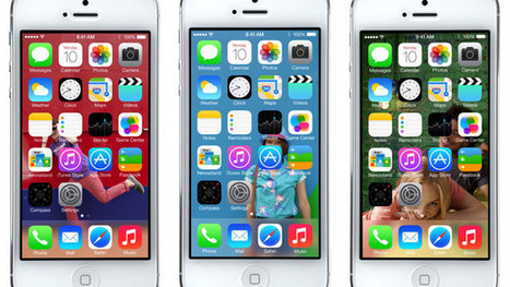 Apple iOS7 software review – video | ICT in the news | Scoop.it