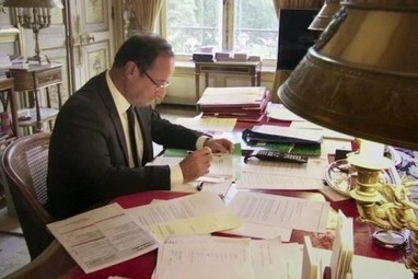 Le pouvoir ou la dissolution visuelle de la monarchie républicaine... - Le Club de Mediapart   Institut des Sciences sociales du Politique   Scoop.it