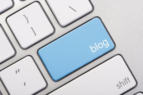 Bloguer sa maladie : 5 pistes de réflexion pour intégrer cette pratique au réseau de la santé | Santé Industrie Pharmaceutique | Scoop.it