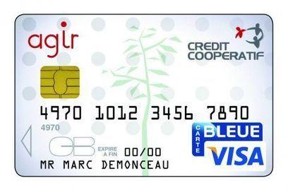 Le don sur mesure avec la Carte Agir du Crédit Coopératif   Marjorie Poncet Inovenaltenor   Scoop.it