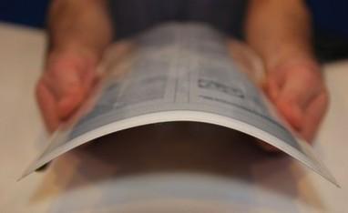 PaperTab : la tablette à écran flexible de demain ? | Geeks | Scoop.it