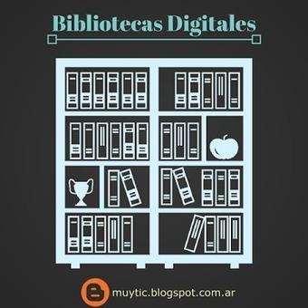 3 buenas bibliotecas digitales sobre TIC y Educación | Educación 2015 | Scoop.it
