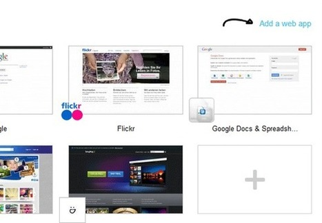 How to Access All Your Web Apps in the New Tab for Chrome | soj | Scoop.it