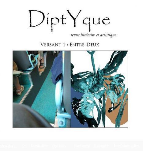 [revue des revues]  La revue DiptYque, par Sabine Huynh  |  Recours au poème | Poetry | Scoop.it