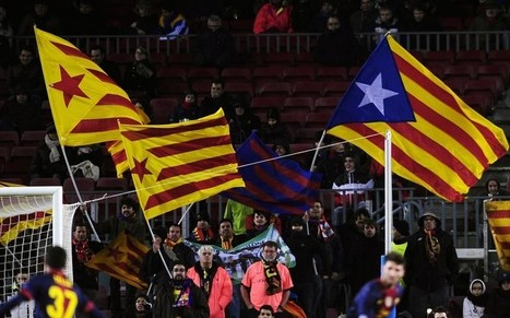 Barcelona FC wades into Catalonia independence row   AC Affairs   Scoop.it