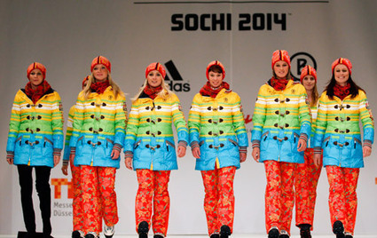 'Pro-Gay' German Olympic Uniforms Have People Buzzing | Current Events | Scoop.it