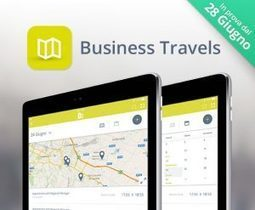 Giro Visite agenti: ecco Business Travels! | Cosmobile - Software House Mobile App & Web Application | Scoop.it