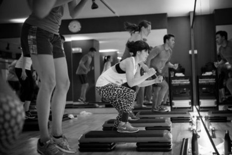 The Bad Air in Our Gyms | Sustain Our Earth | Scoop.it