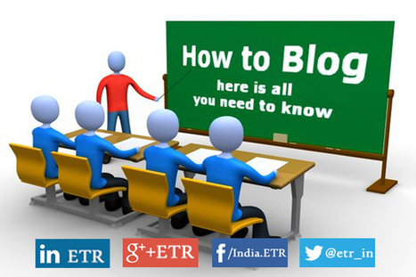 [Teacher's Insight] Best Ways to Use Blogging in the Classroom - EdTechReview™ (ETR) | IT matters | Scoop.it