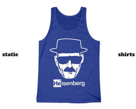 Heisenberg Tank Top   Breaking Bad Tanktop   T-Shirt   Scoop.it