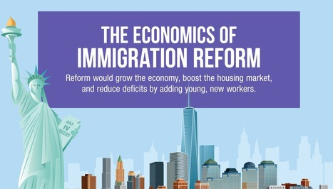 Immigration Reform: Implications for Growth, Budgets and Housing | Analysis Economic Report | Scoop.it