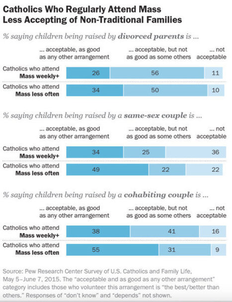 Ahead Of Pope's U.S. Visit, Survey Finds Many Catholics Disagree With Church On LGBT Families | Writing, Research, Applied Thinking and Applied Theory: Solutions with Interesting Implications, Problem Solving, Teaching and Research driven solutions | Scoop.it
