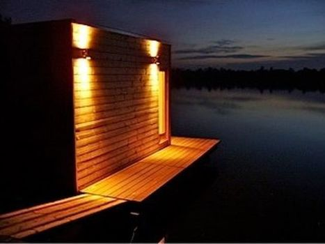 Floating Homes - Unique Dwellings For Sale | Real Estate | Scoop.it