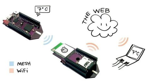 Pinoccio - Wireless Arduino-Compatible with WiFi & mesh Networking | Crowd Supply | School & Learning Today | Scoop.it