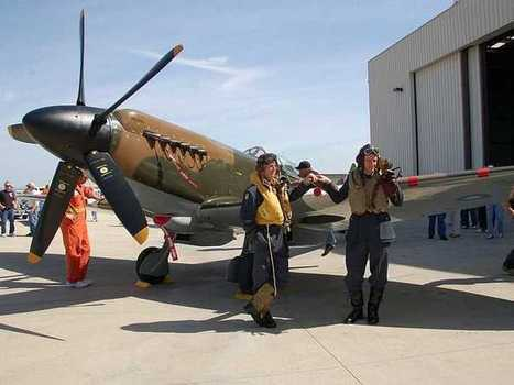 British Team Hunting For Buried WWII Spitfires Admits It's A Legend ... | The UK | Scoop.it