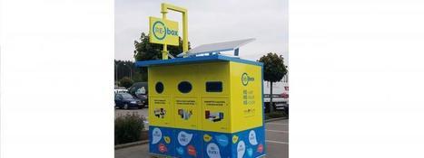 7 nouvelles stations RE-box pour la collecte et le recyclage des emballages | Infogreen | Le flux d'Infogreen.lu | Scoop.it