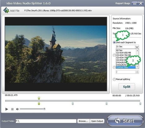Split Movie into Parts | video editor | Scoop.it