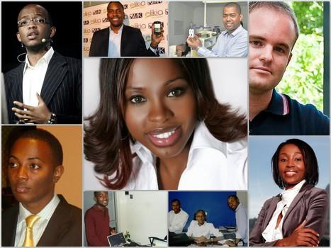 Qui sont les 11 tech-entrepreneurs africains de moins de 30 ans qu'il faut connaître, selon Forbes?   Yvon Kamach   Scoop.it