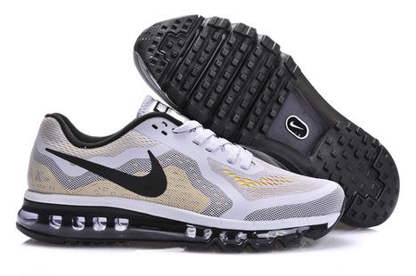 Cheap Nike Air Max 2014 Womens White Grey Shoes For Sale|YesBuyAirMax90.com | Cheap Air Max 2014 | Scoop.it