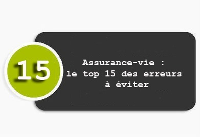 Assurance-vie : le top 15 des erreurs à éviter – Entreprendre.fr | DrParloirs | Scoop.it