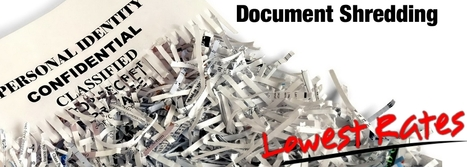 Hire the Best Document Shredding Company | Climate-Controlled Storage Units | Scoop.it