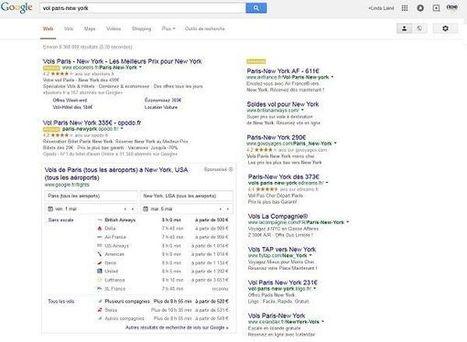 Abus de position dominante de Google : le voyage est-il concerné? | Médias sociaux et tourisme | Scoop.it
