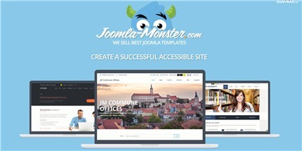 Check if you need accessible Joomla template | Joomla 3.x templates | Scoop.it