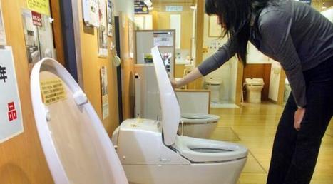 Un chercheur japonais veut développer des toilettes qui analysent votre santé à partir de vos selles | Hopital 2.0 | Scoop.it