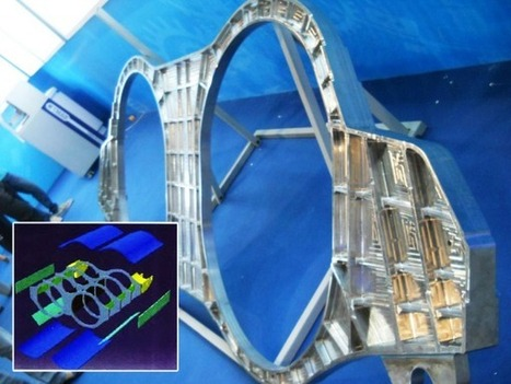 3ders.org - China developing world's largest 3D printer, prints 6m metal parts in one piece | 3D Printer News & 3D Printing News | Additive Manufactoring | Scoop.it