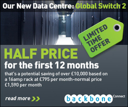 Easy Access Data Centre in London | Tech Time | Scoop.it