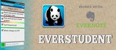 Aplicación para estudiantes, en Android, integrada con Evernote | VIM | Scoop.it