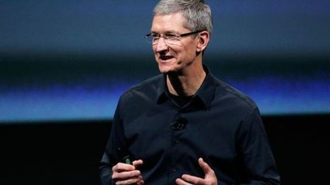 Tim Cook Gets A 94 Percent Employee Rating On Glassdoor | Cult of Mac | Bad Apple: Has the tech company reached its peak? | Scoop.it