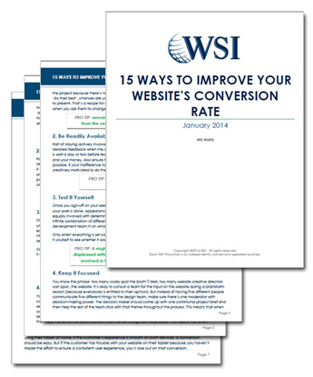 Free Digital Marketing Whitepapers - Website Conversion | WSI | Digital Marketing Matters | Scoop.it