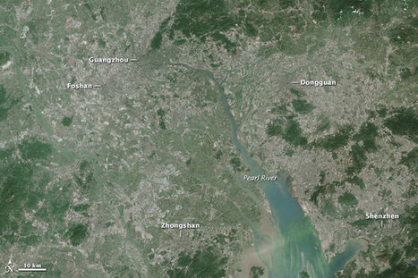 The World's Largest Urban Area Grew Overnight | Geography is my World | Scoop.it