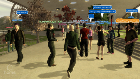 Présences réelles dans les mondes virtuels | Éruditpar Valérie Morignat (2006) | Arts Numériques - anthologie de textes | Scoop.it
