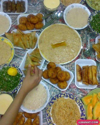 كيفية إعداد مائدة وجبة الإفطار خلال شهر رمضان الكريم | ilcode | Scoop.it