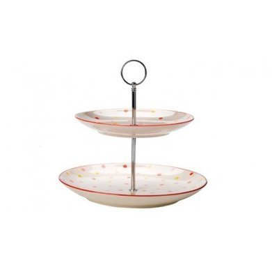 Stylish General Eclectic Cake Stand – Dotty | online shopping | Scoop.it